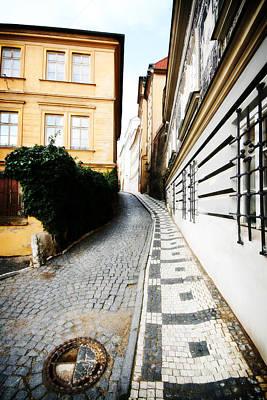 Prague Side Streets 3 Original