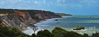 Photograph - Praia De Tambaba - Paraiba by Carlos Alkmin