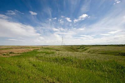 Kitchen Mark Rogan - Prairie Landscape by Mary Lane