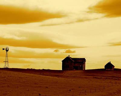 Photograph - Prairie Memories by Kate Purdy