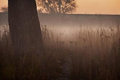 Prairie Pre Dawn Original by Steve Gadomski