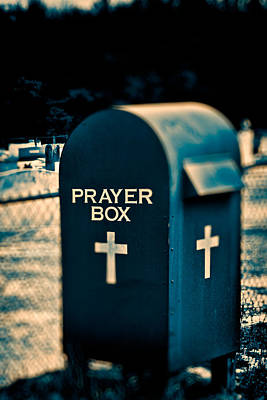 Photograph - Prayer Box by Jill Smith