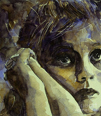 Prayer Wall Art - Painting - Prayer by Paul Lovering