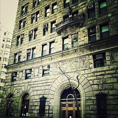 Landmarks Wall Art - Photograph - Pre-war Landmark by Natasha Marco