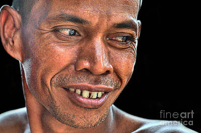Photograph - Precious Smile by Charuhas Images