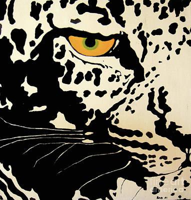 Preditor Or Prey Art Print by Boyd Art