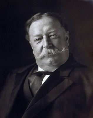 President William Howard Taft Art Print by International  Images