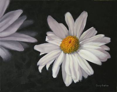 Painting - Pretty Daisy by Candy Prather