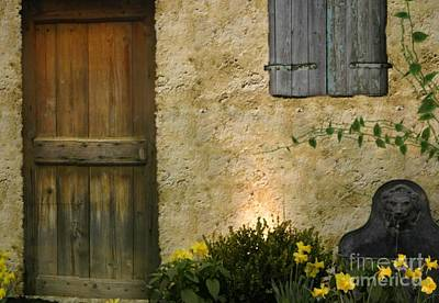 Photograph - Pretty Entrance by Living Color Photography Lorraine Lynch
