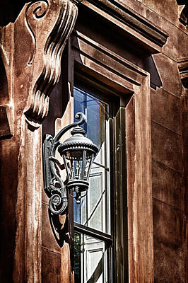Photograph - Pretty Lamp In Color by Val Black Russian Tourchin