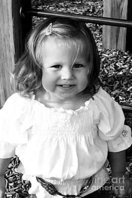 Photograph - Pretty Little Smile by Susan Stevenson