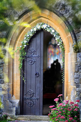Photograph - Pretty Portal  by Richard Piper