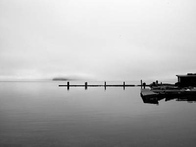 Photograph - Priest Lake Morning by Matt Hanson