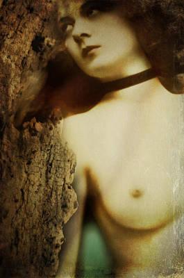 Photograph - Priestess Of Pan by Rebecca Sherman