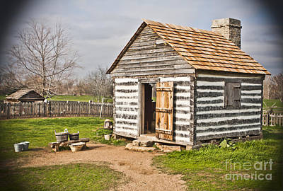 Photograph - Primitive Kitchen by Kim Henderson
