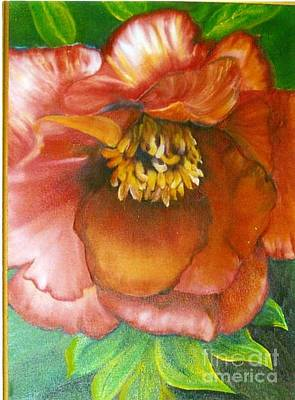 Painting - Prince Of Peonies by Geri Jones