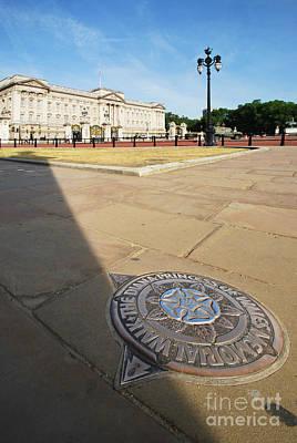 Princess Diana Photograph - Princess Diana Memorial Walk At Buckingham Palace by Yhun Suarez