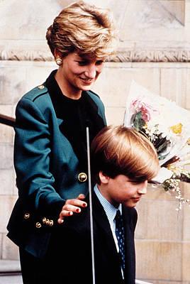 Princess Diana Photograph - Princesslady Diana Spencer by Everett