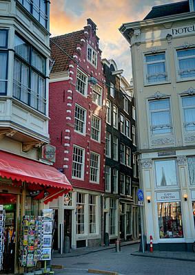 Photograph - Prins Hendrikkade. Amsterdam by Juan Carlos Ferro Duque