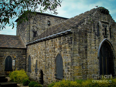 Photograph - Priory Church South Queensferry by Yvonne Johnstone