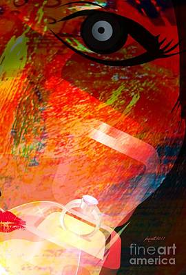 Limited Vision Mixed Media - Promise by Fania Simon