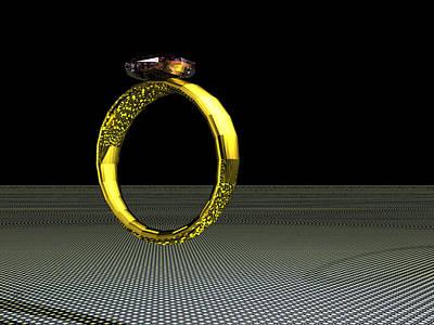 Marriage Digital Art - Promises by Dalefield