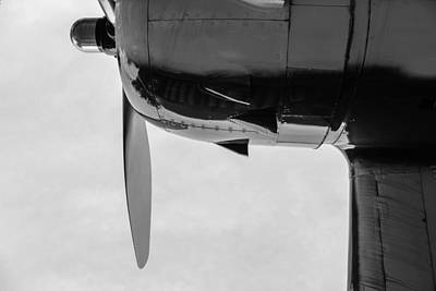 Aircraft Photograph - Props To You by Nichole Leighton