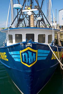 Provincetown Fishing Boat Art Print