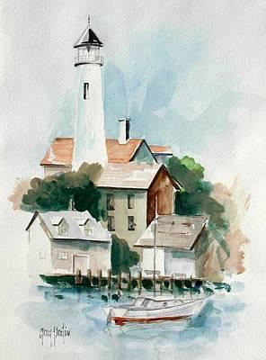 Provincetown Art Print