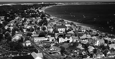 Provincetown Art Print by Raymond Earley