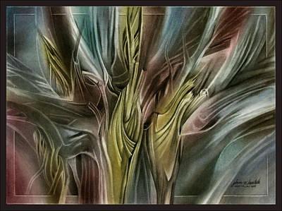 Pastel - Prunedplantscompb 2010 by Glenn Bautista