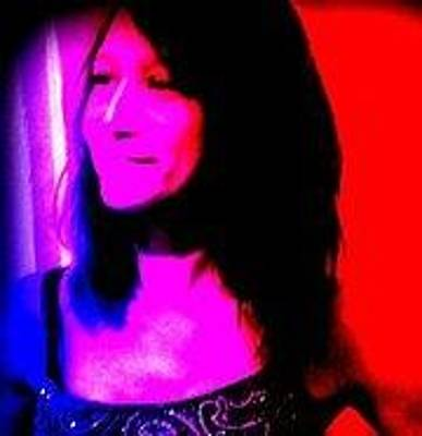 Photograph - Psychedelic Smile by Michelle Jacobs-anderson