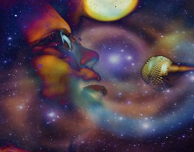 Digital Art - Psychedelic Soul 10 by Dylan Chambers