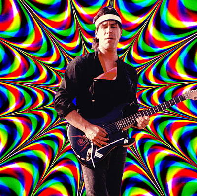 Photograph - Psychedelic Spirit by Ben Upham