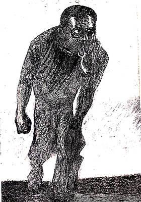 Psychic  Nightmare Art Print