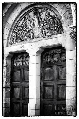Old Christ Church Photograph - Puerta De Cristo by John Rizzuto