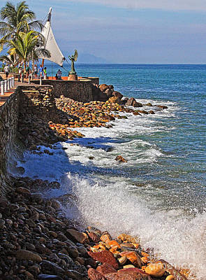 Photograph - Puerta Vallarta by Tom Griffithe