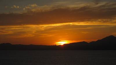 Photograph - Puerto Vallarta Sunset by Marilyn Wilson
