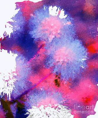 Photograph - Puffs Of Color by Julie Lueders