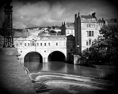 Photograph - Pulteney Bridge by Ian Kowalski