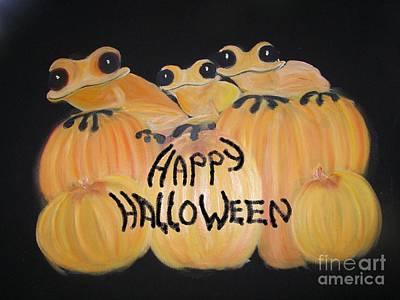Pumpkin Two Art Print by Rachel Carmichael