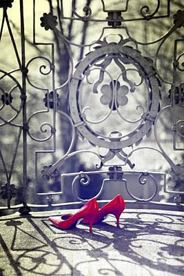Pumps Art Print by Joana Kruse