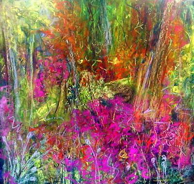 Painting - Pura Vida by Katie Black