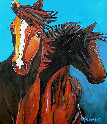 Painting - Pure Grace by Patti Schermerhorn