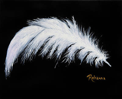 Painting - Purity by Judy M Watts-Rohanna