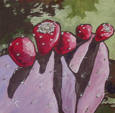 Purple Prickly Pear 2 Original