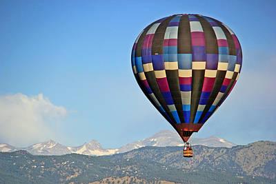 Photograph - Purple Skies by Scott Mahon