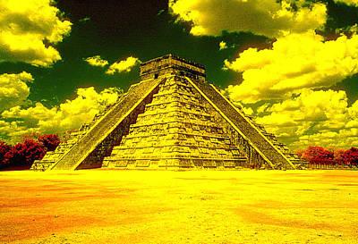 Photograph - Pyramid by Leori Gill