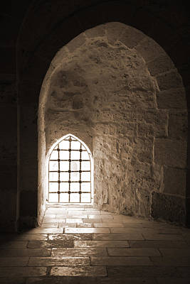 Photograph - Qaitbay Arch by Donna Corless