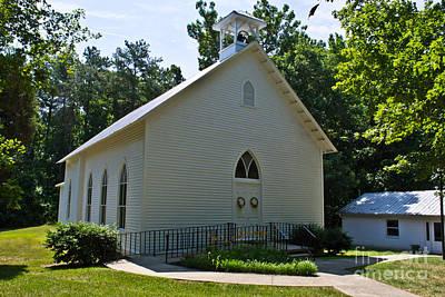 Photograph - Quaker Church by Scott Hervieux